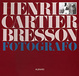Cover of Henry Cartier-Bresson