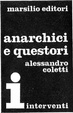Cover of Anarchici e questori