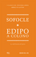 Cover of Edipo a Colono