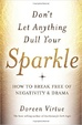 Cover of Don't Let Anything Dull Your Sparkle
