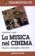 Cover of La musica nel cinema