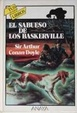 Cover of El sabueso de los Baskerville