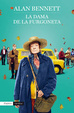 Cover of La dama de la furgoneta