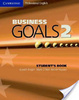 Cover of Business Goals 2 Student's Book