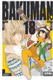 Cover of Bakuman #18 (de 20)