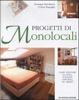 Cover of Progetti di monolocali