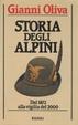 Cover of Storia degli alpini