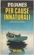 Cover of Per cause innaturali