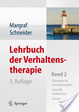 Cover of Lehrbuch der Verhaltenstherapie
