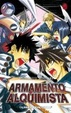 Cover of Armamento alquimista #8