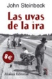 Cover of Las uvas de la ira