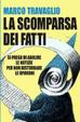 Cover of La scomparsa dei fatti