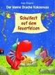 Cover of Der kleine Drache Kokosnuss. Schulfest auf dem Feuerfelsen