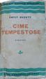 Cover of Cime tempestose