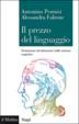 Cover of Il prezzo del linguaggio