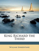 Cover of King Richard the Third