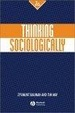 Cover of Thinking Sociologically