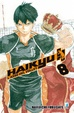 Cover of Haikyu!! vol. 8