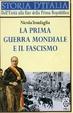 Cover of La prima guerra mondiale e il fascismo