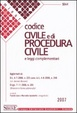 Cover of Codice civile e di procedura civile e leggi complementari (editio minor)