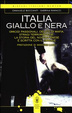 Cover of Italia giallo e nera