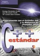 Cover of C++ estándar