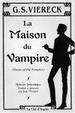 Cover of La maison du vampire