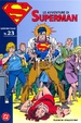 Cover of Le avventure di Superman vol. 23