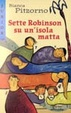 Cover of Sette Robinson su un'isola matta