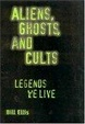 Cover of Aliens, Ghosts, and Cults
