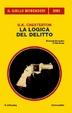Cover of La logica del delitto
