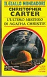 Cover of L'ultimo mistero di Agatha Christie