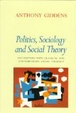Cover of Politics, Sociology, and Social Theory