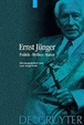 Cover of Ernst Juenger
