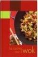 Cover of La cucina con il wok