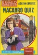 Cover of Macabro quiz