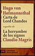 Cover of CARTA DE LORD CHANDOS