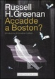 Cover of Accadde a Boston?