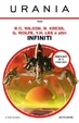 Cover of Infiniti - Year's Best SF 15 - Prima parte