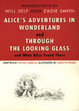 Cover of Alice's Adventures in Wonderland and Through the Looking Glass