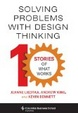 Cover of Solving Problems with Design Thinking