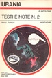 Cover of Testi e note n.2