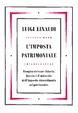 Cover of L'imposta patrimoniale