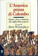 Cover of L' america prima di Colombo