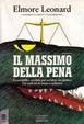 Cover of Il massimo della pena
