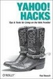 Cover of Yahoo! Hacks