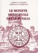Cover of Le monete medioevali della Puglia