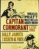 Cover of Capitan Cormorant e altre storie - Billy James - Assalto al forte