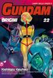 Cover of Gundam Origini vol. 22