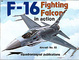 Cover of F-16 Fighting Falcon in Action - Aircraft No. 53